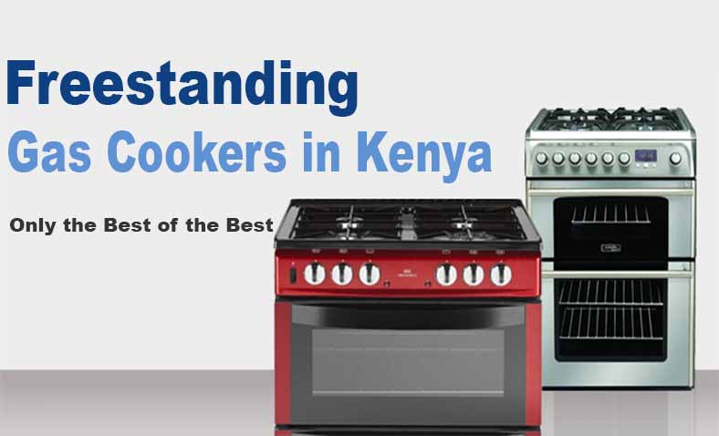 best Standing all gas cookers in Kenya reviews from bruhm cookers, ramtons cookers, mika cookers, binatone cookers,and hotpoint