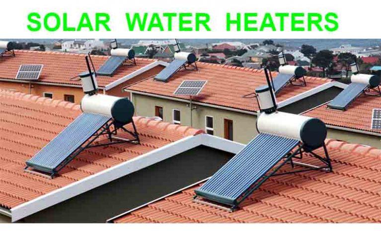 Solar water heaters in Kenya