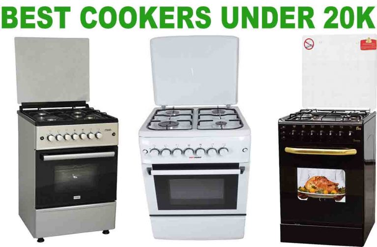 5 best Affordable standing cookers in Kenya reviewed
