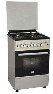 Mika MST60PIAGSL Standing gas cooker review
