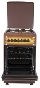 Mika MST55PI4GDB/HC Standing Cooker Standing Cooker Review
