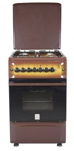 Mika MST55PIAGDB/SD All gas cooker review gas oven