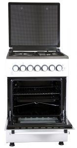 Mika MST60PU31WH/HC Standing cooker Review
