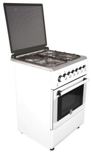Mika MST60PU31WH-HC3 Standing cooker with electric oven