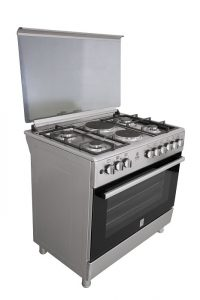 Mika MST90PU42HI Standing gas cooker review in Kenya