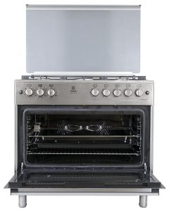 Mika MST90PU5GHI/HC Standing Cooker 90 cm by 60 cm electric oven