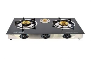 Bruhm BGC-BT3G Table top gas cooker review