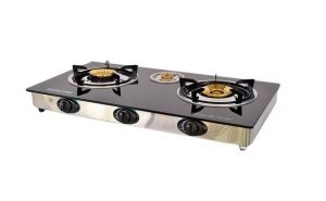Bruhm BGC-BT3G Table top gas cooker side review