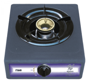 Mika One Burner table top cooker review in Kenya